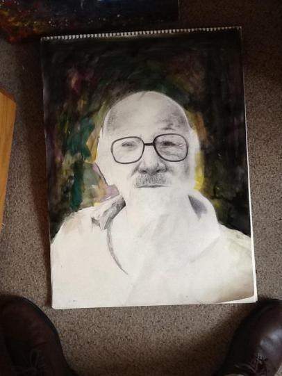 Portraiture WIP